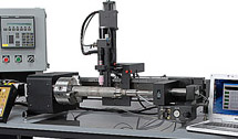 Multi-Axis Welding Lathe
