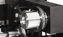 PWL-15-12 Lathe with  Dual Spindle Drive
