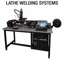 lathe welding systems