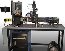 AWS-150/6100 CNC Saddle Welding System