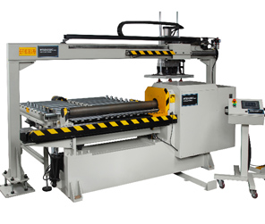 Fully Automatic C.N.C. 3-Roll Specialized Roll Forming System