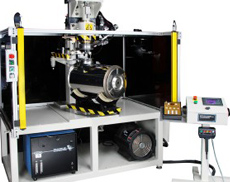AWS-200 Custom Vertical Welding System with Automatic Laser Seam Tracking