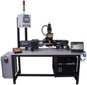 auto cnc suppressor welding lathe